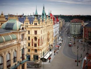 Hotel Kings Court Prague - Location