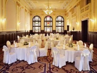 Hotel Kings Court Prague - Ballroom Gala Dinner Setup