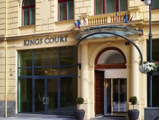 Hotel Kings Court Prague - Hotel Entrance
