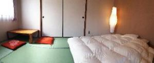 Two Bed Room Family Size Apartment in Tennoji