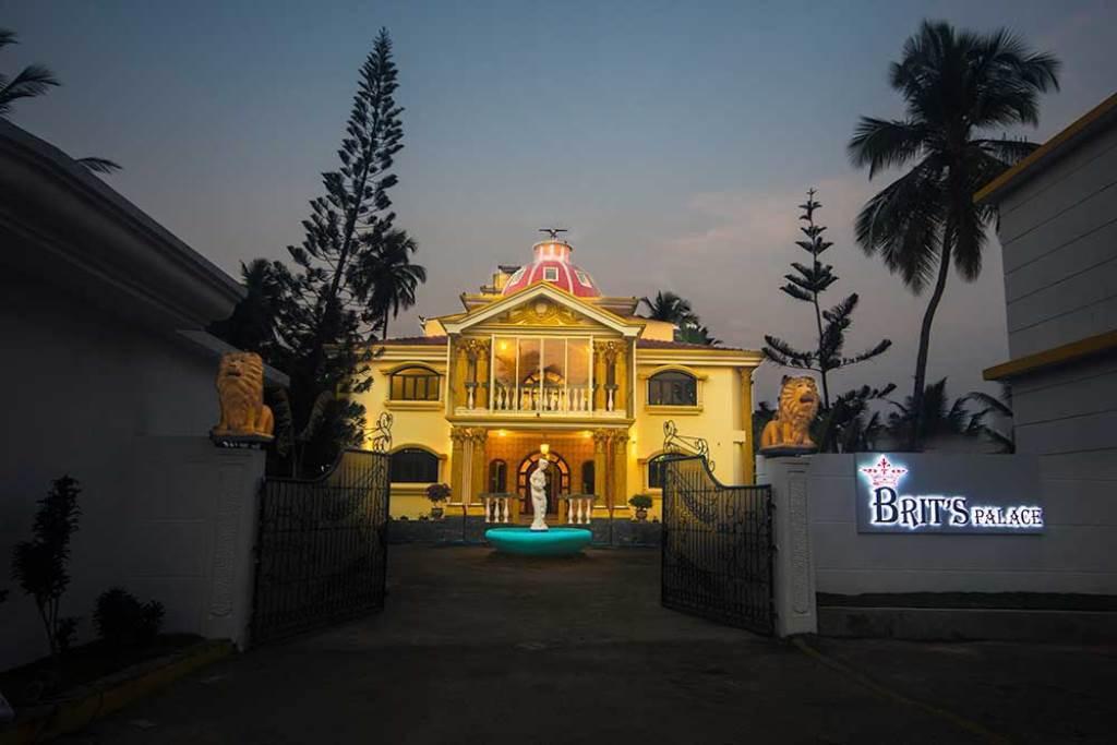 Brit's Palace Goa