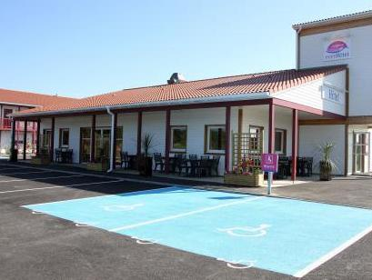 L'Auberge Everhotel De Tarbes Ibos