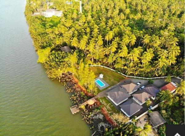 Garden View villa (14) Surat Thani
