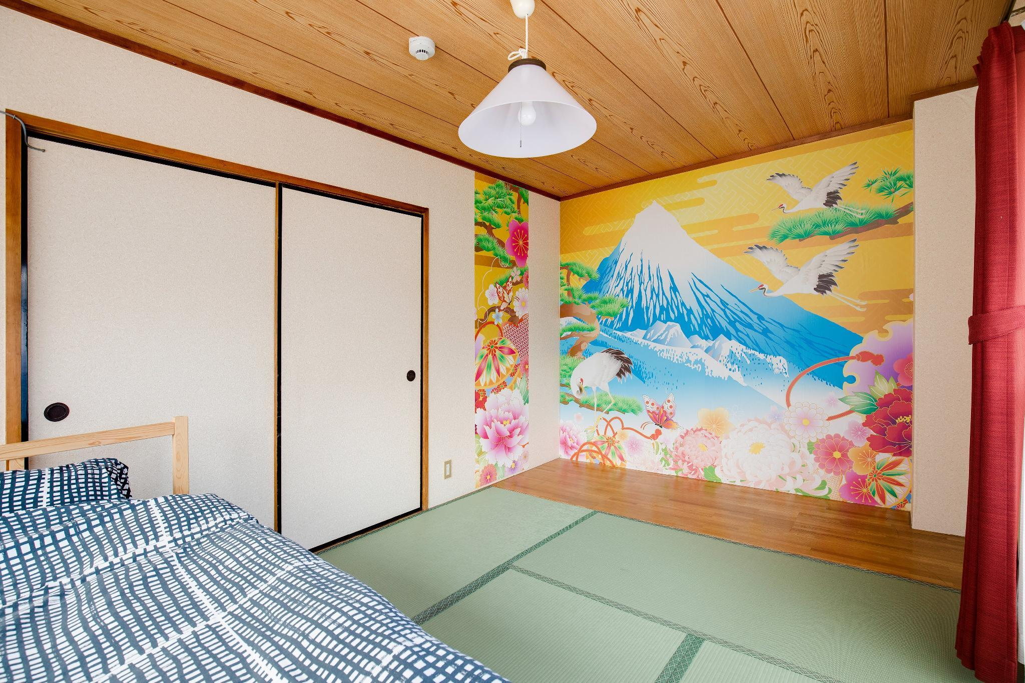 Certified  Family Size 2 BD Apartment In Tennoji
