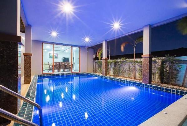 Manhattan Pool Villa Pattaya Pattaya