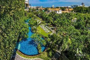 [ジョムティエンビーチ]一軒家(35m2)| 1ベッドルーム/1バスルーム Amazing~2 Mins Jomtien Beach! Luxury condo #RJ