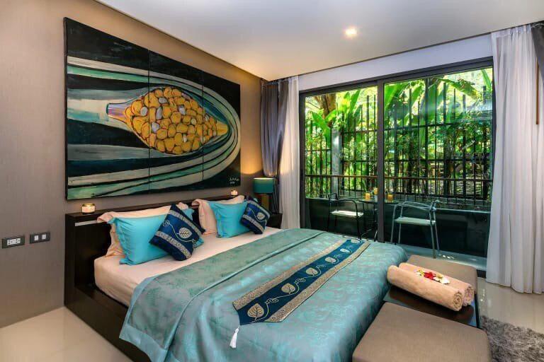 Emerald terrace Patong ,fabulous 40 sqm studio