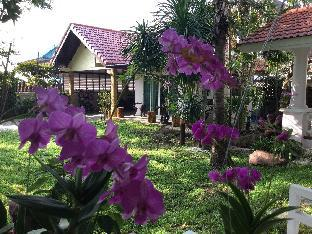 [ドンムアン空港]バンガロー(70m2)| 1ベッドルーム/1バスルーム Serene Home-private corner
