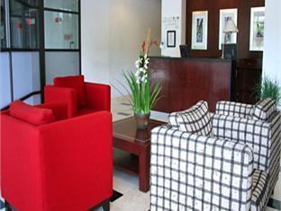 Hotel Plaza Florencia Mexico City - Lobby