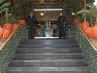 Hotel Plaza Florencia Mexico City - Entrance