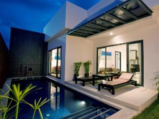 Seastone Private Pool Villas Phuket - Gæsteværelse