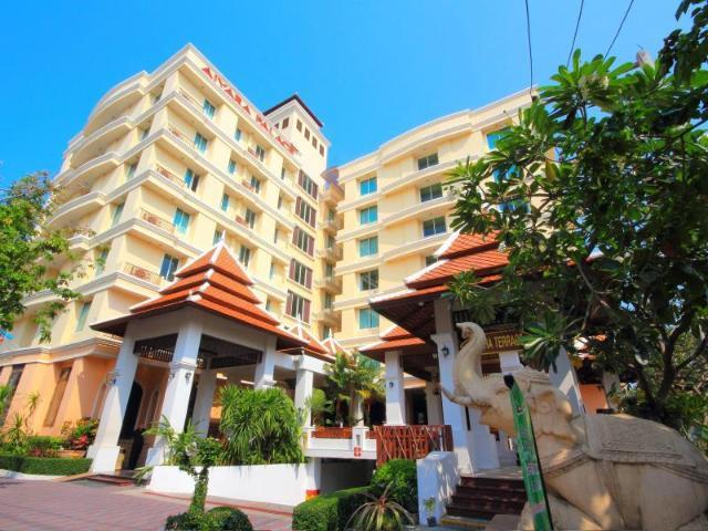 โรงแรมไอยรา พาเลส – Aiyara Palace Hotel