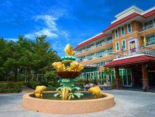 R Mar Resort and Spa Phuket - Utsiden av hotellet