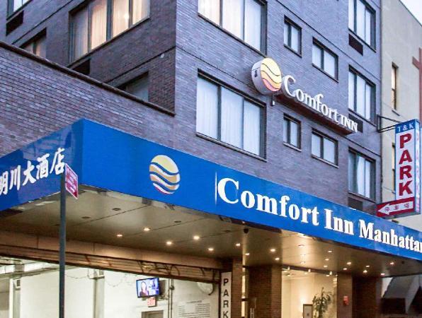 Comfort Inn Manhattan Bridge New York