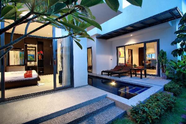 Seastone Private Pool Villas Phuket