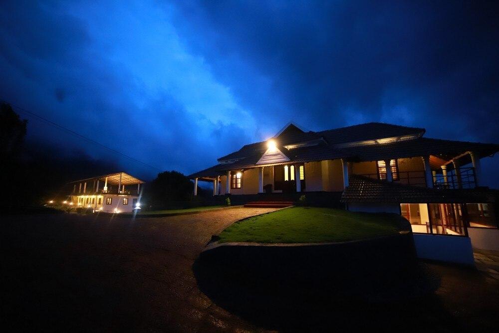 Korome Hills 2BHK Villa |Pool Campfire 360° View