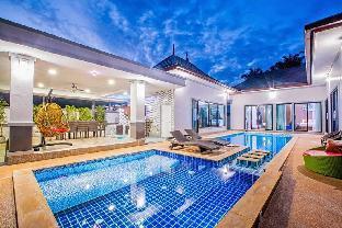 [クラビ タウン]ヴィラ(130m2)| 4ベッドルーム/5バスルーム View Park Pool Villas 1