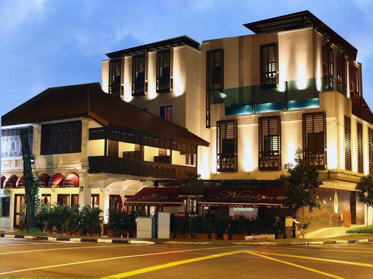 Nostalgia Hotel 2
