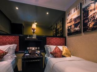 Nostalgia Hotel Szingapúr - Vendégszoba