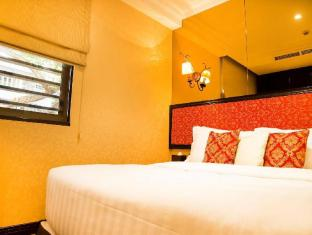Nostalgia Hotel Сінгапур - Вітальня