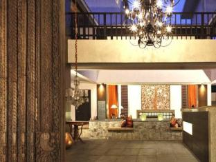 The O Resort and Spa North Goa - Lobby Area