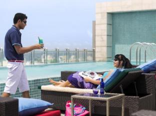 Hotel Jen Malé Maldives Male City and Airport - Swimming Pool