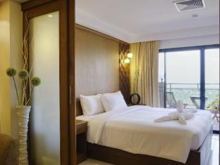 Baywalk Residence Pattaya - Mini Suite Sea View - Bedroom