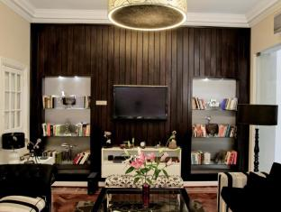 Duque Hotel Boutique & Spa Buenos Aires - Our modern Living Room