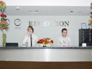 Maxima Panorama Moscow - Reception