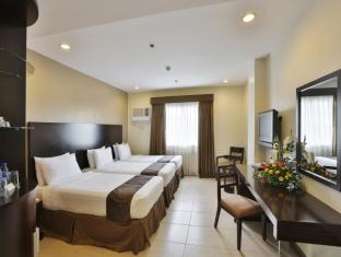 Alpa City Suites Hotel Mandaue City - غرفة الضيوف