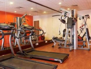 Citrus Sriperumbudur Hotel Chennai - Fitness Room
