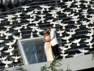 Banyan Tree Ungasan Hotel Bali - The Dove Wedding Chapel