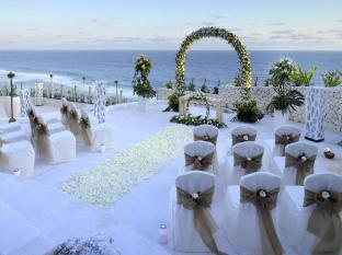 Banyan Tree Ungasan Hotel Bali - Jumana Wedding Set-Up