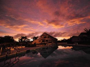 Sherwood Bay Aqua Resort & Dive School Panglao Ø - Hotellet udefra