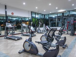 Rayaburi Resort Phuket - Fitness Centre