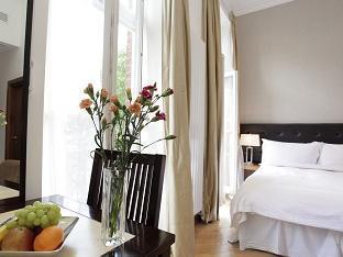 Presidential Apartments Kensington London - Guest Room