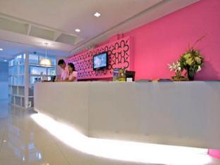 Budacco Hotel Bangkok - Reception