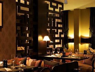 Ten Manchester Street Hotel Londonas - Restoranas