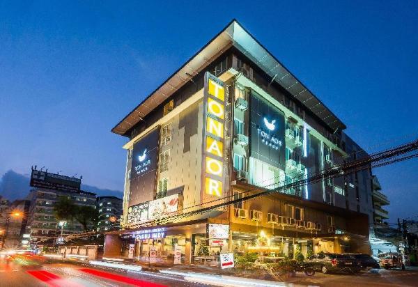 Ton Aor Place Hotel Ratchada Bangkok