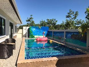 [アオナン]ヴィラ(150m2)| 3ベッドルーム/2バスルーム Ben's Pool Villa Aonang (Baan Techin)