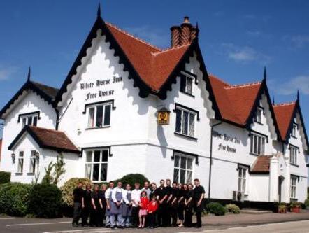 The White Horse Hotel