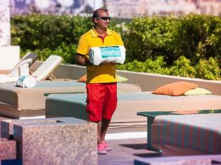 Media One Hotel Dubai - Fitnessruimte