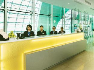 Dubai International Airport Hotel Dubai - Receptie