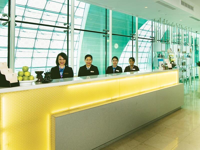 Dubai International Airport Hotel Dubai United Arab
