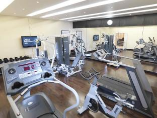 Dubai International Airport Hotel Dubai - Fitnessruimte