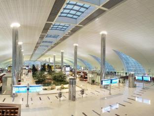 Dubai International Airport Hotel Dubai - Uitzicht