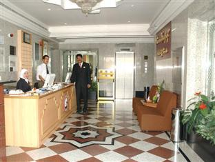 Ramee Hotel Apartments Abu Dhabi - Lobby