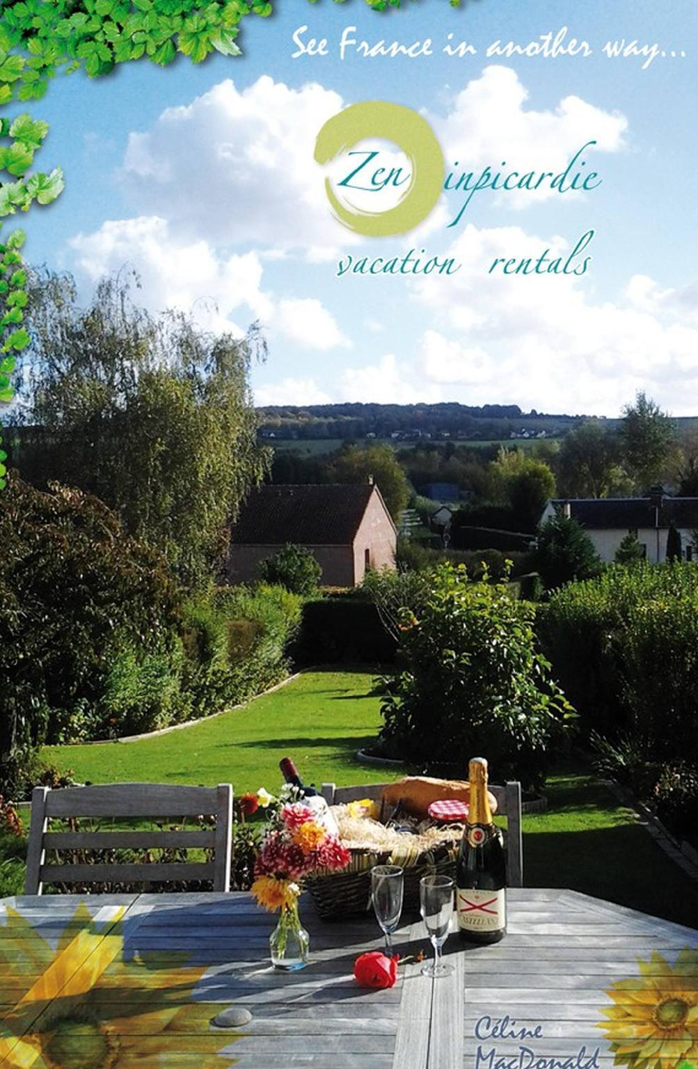 Countryside Living Near Amiens Paris 100m