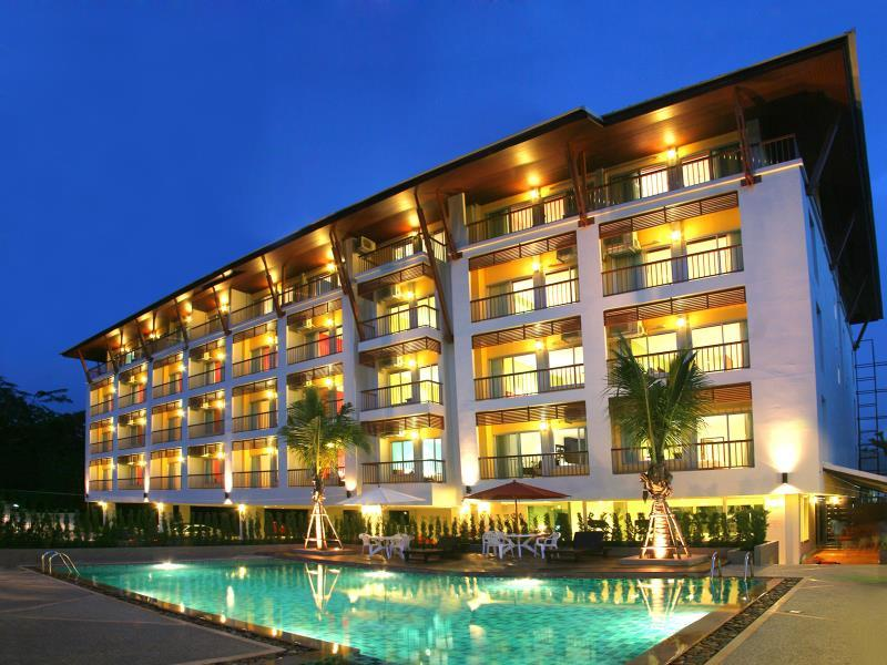 จอง สาคร เรสซิเดนซ์ แอนด์ โฮเต็ล (Sakorn Residence & Hotel) รีบจอง