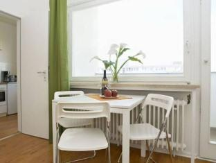A & B Apartment & Boardinghouse Berlin Berlino - Interno dell'Hotel
